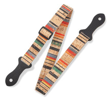 "Levy's MX23ALL-001 1"" Wide Cork Mandolin, Ukulele, Guitar Strap"