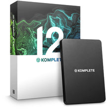 Native Instruments Komplete 12 UPGRADE from Select Boxed Edition 25780