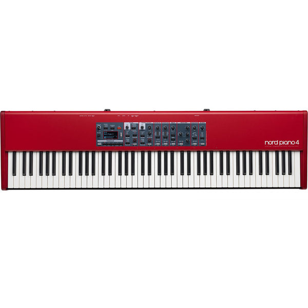 Nord Piano 4 Digital Piano 88-Keys Virtual Hammer Technology