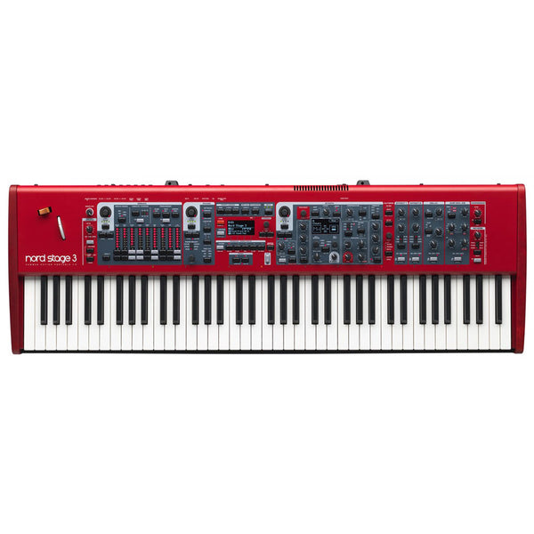 Nord Stage 3 HP76 76-Note Hammer Action Portable Keyboard