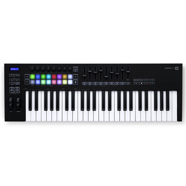 Novation Launchkey 49 MK3 USB MIDI Keyboard DAW Controller