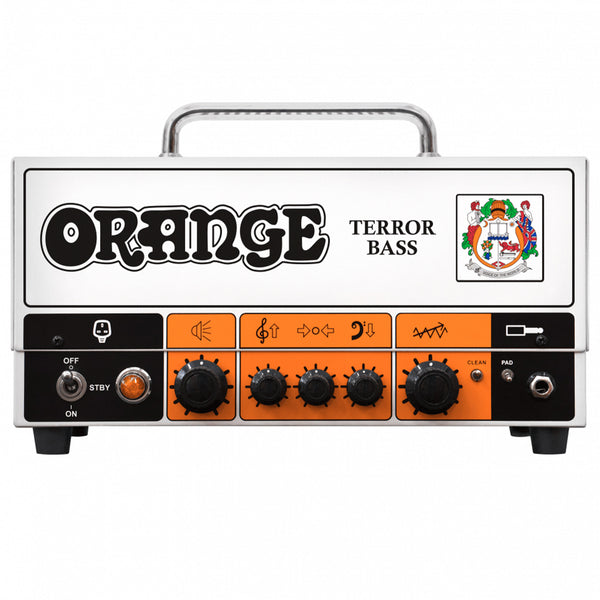 Orange Terror Bass 500 Watt Bass Head Tube Amplifier