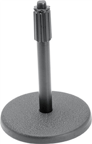 Adjustable-height Desk Mic Stand