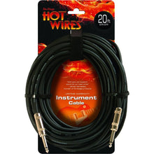 Hot Wires HWIC20 20 Ft Instrument Cable