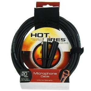 On Stage Stands 20' XLR-XLR Microphone Cable