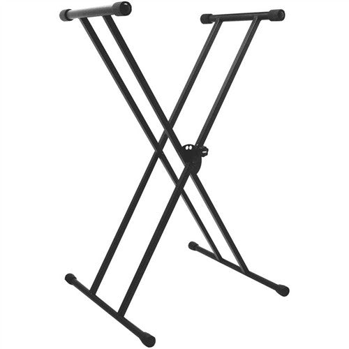 On Stage KS7191 Classic Double-X Keyboard Stand - Ken Stanton Music