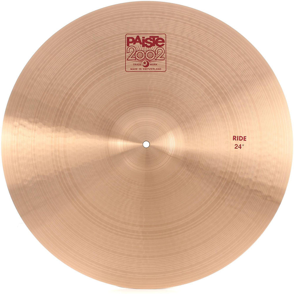 Paiste 2002 24-Inch Ride Cymbal