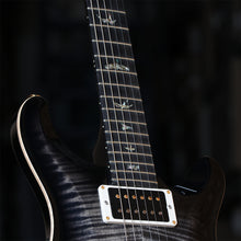 Paul Reed Smith Custom 22 10-Top in Charcoal Burst with Case
