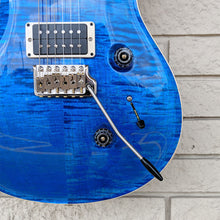 PRS Custom 24 Electric Guitar in Aquamarine with Case