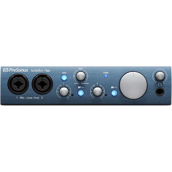 PreSonus Audiobox iTwo USB/iPad Recording Interface