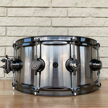 "DW Collector's Series Metal Snare - 6.5"" x 14"" Titanium"