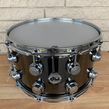 DW Collector's Series 8x14 Black Nickel Over Brass with Chrome Hardware