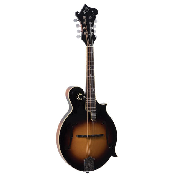 The Loar LM-520-VS Mandolin, F-Style, All Solid Hand Carved in Vintage Sunburst