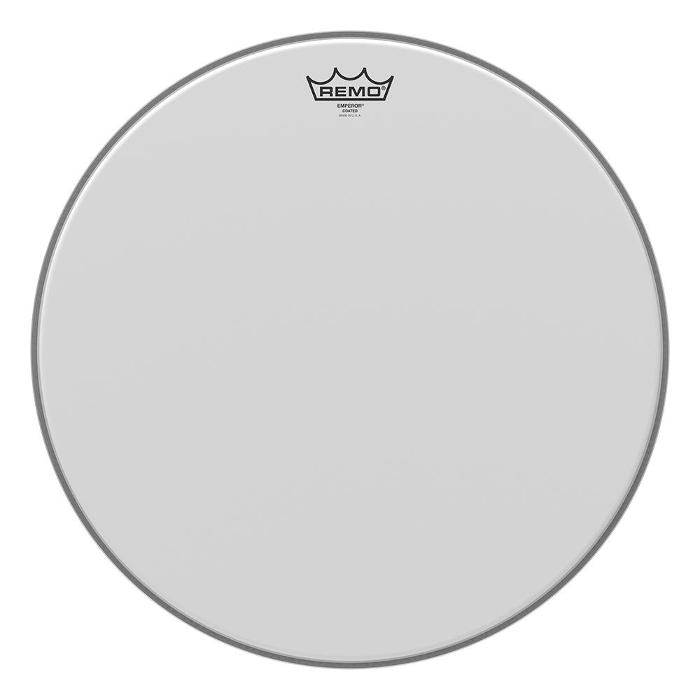 REMO BE011800 Emperor Coated Drumhead, 18