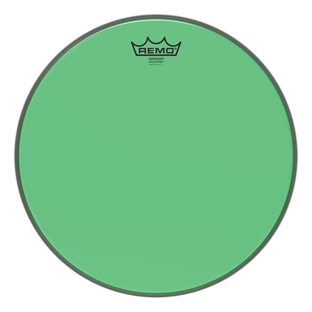 REMO BE0314CTGN Emperor ColortoneGreen Drumhead, 14