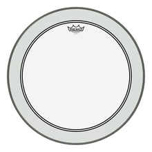 REMO P31322C2 Powerstroke P3 Clear Bass Drumhead, 22""