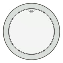 REMO P31324C2 Powerstroke P3 Clear Bass Drumhead, 24""