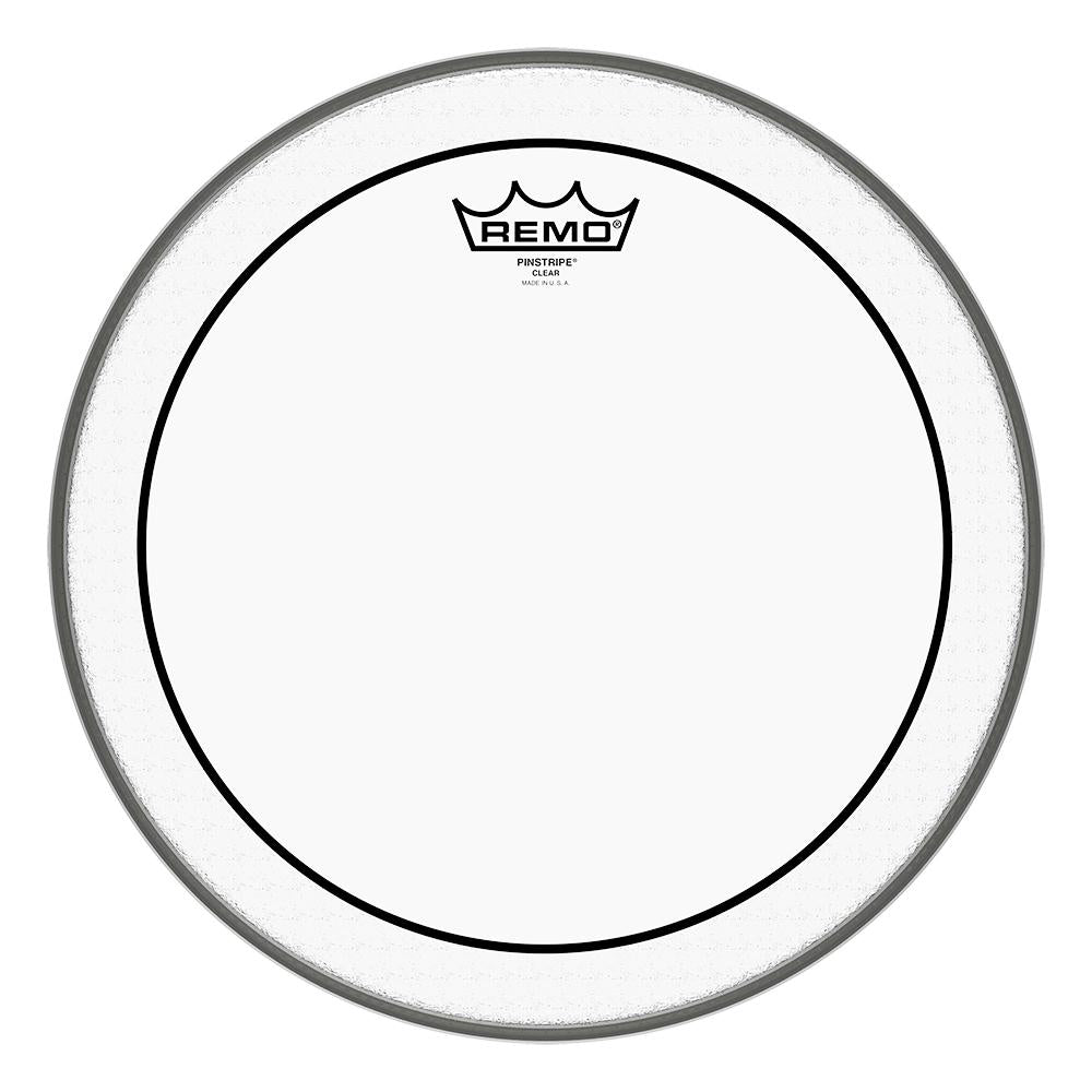 REMO PS031300 Pinstripe Clear Drumhead, 13