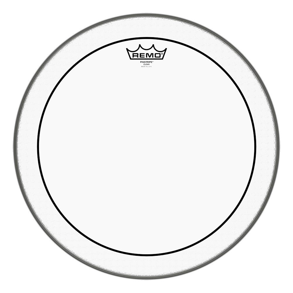 REMO PS031600 Pinstripe Clear Drumhead, 16