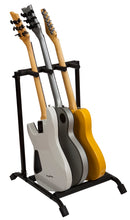 Gator RIGTRRACK3 Rok-it 3x Collapsible Guitar Rack