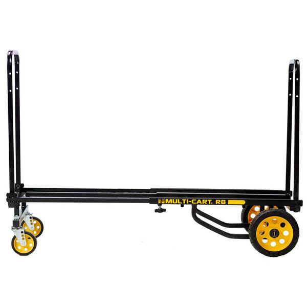 Rock N Roller R8RT Mid-Size Multi-Cart 8-in-1 Folding Hand Truck