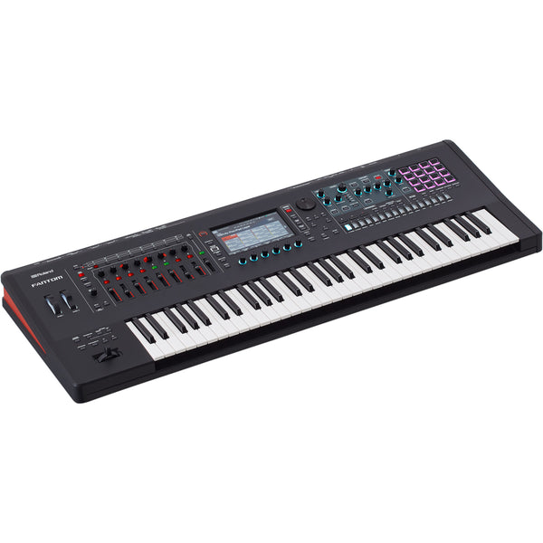 Roland Fantom 8 88-Key Synthesizer Workstation