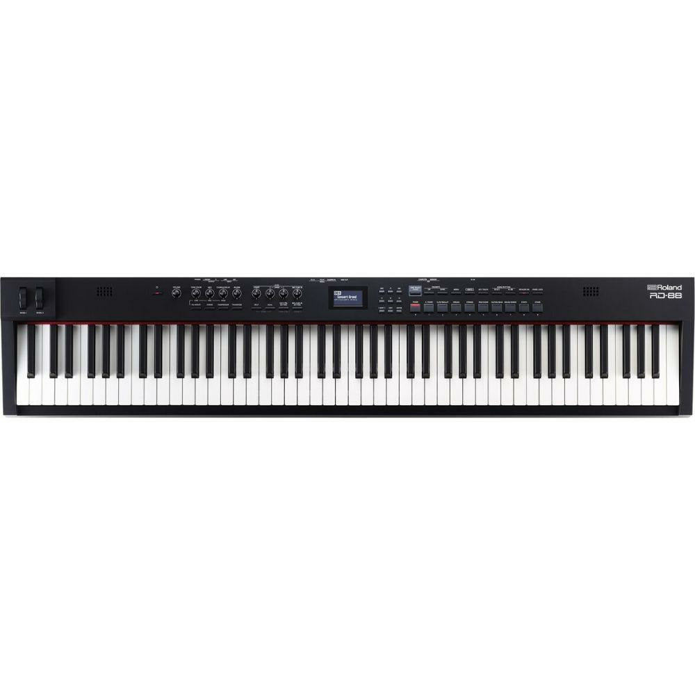 Roland RD-88 Stage Piano in Black