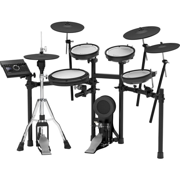 Roland TD17KVX-S V-Drum Electronic Kit All Mesh Pads with Bluetooth