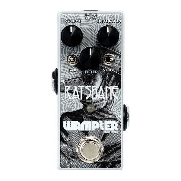 Wampler Ratsbane Distortion Pedal