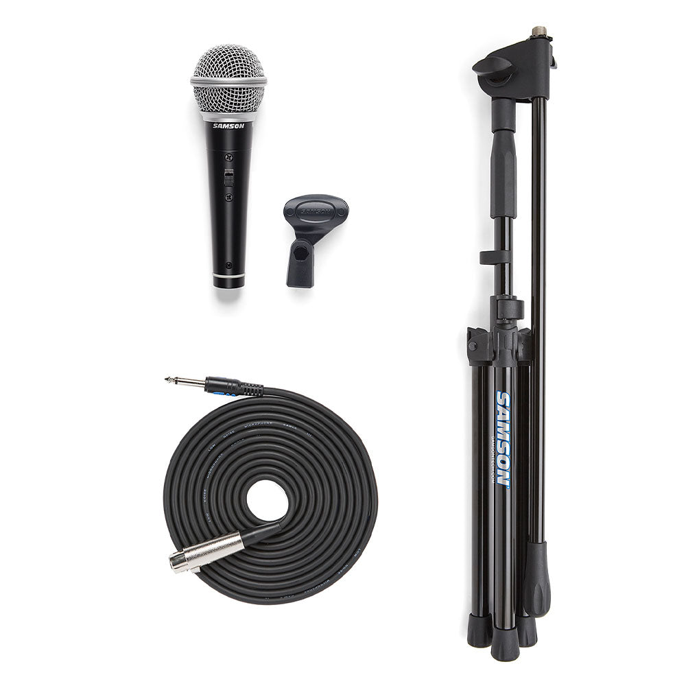Samson SAVP10CE VP10 Microphone Pack for Recording and Live Performance