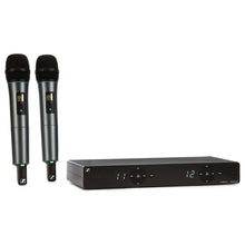 Sennheiser XSW 1-825 Dual-A XS WIRELESS 1 Handheld Vocal Microphone Set