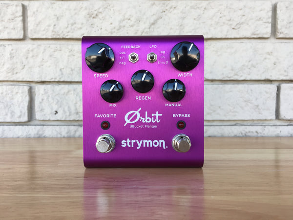 Strymon Orbit dBucket Flanger Pedal