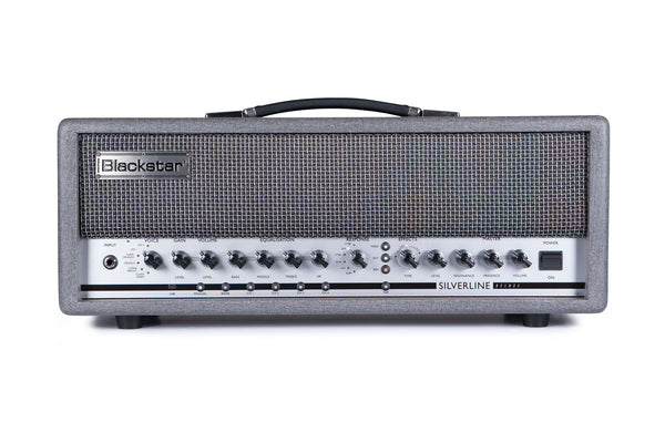Blackstar Silverline Deluxe 100 watt Head Digital Amplifier