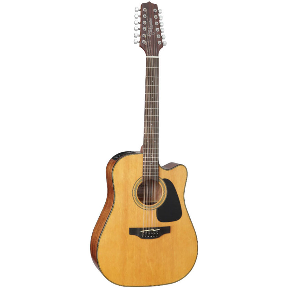 Takamine GD30CE 12-String Acoustic Electric Guitar Natural