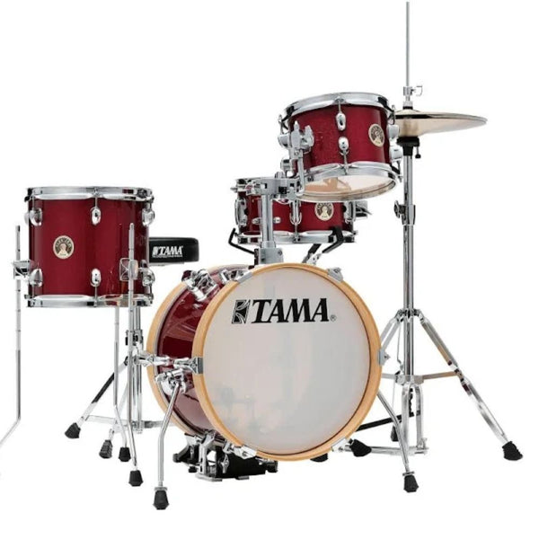 Tama Club-JAM Flyer 4-Piece Shell Pack - Candy Apple Mist