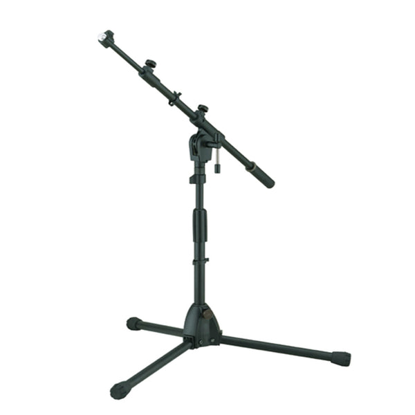 Tama MS456LBK Iron Works Tour Low Profile Telescoping Boom Mic Stand