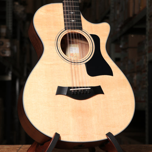 Taylor 352ce Grand Concert Sapele/Sitka Spruce 12-String Acoustic Electric Guitar