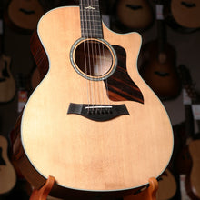 Taylor 614ce V-Class Grand Auditorium Acoustic Electric Guitar Brown Sugar