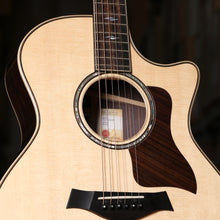 Taylor 814ce Grand Auditorium V-Class Acoustic Electric Guitar