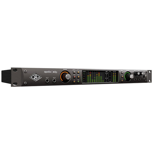 Universal Audio Apollo x8p 16x22 Thunderbolt 3 Audio Interface