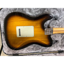 Fender Limited Edition Strat-Tele Hybrid in 2-Color Sunburst with Case (SN#: 3624)