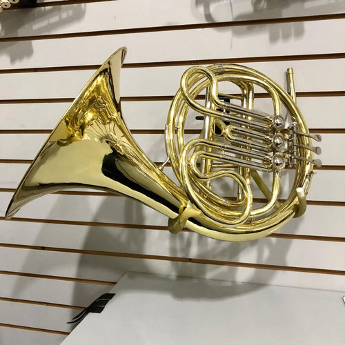 Eastman EFH310 Student Single Horn French Horn, Key F with Case
