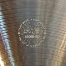 "Used Paiste 1701416 PST7 16"" Crash Cymbal"