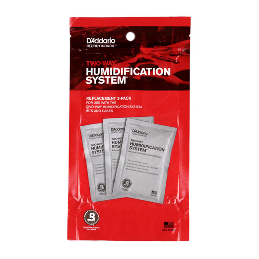 Planet Waves Two Way Humidification System Replacement Packets 3 Pack