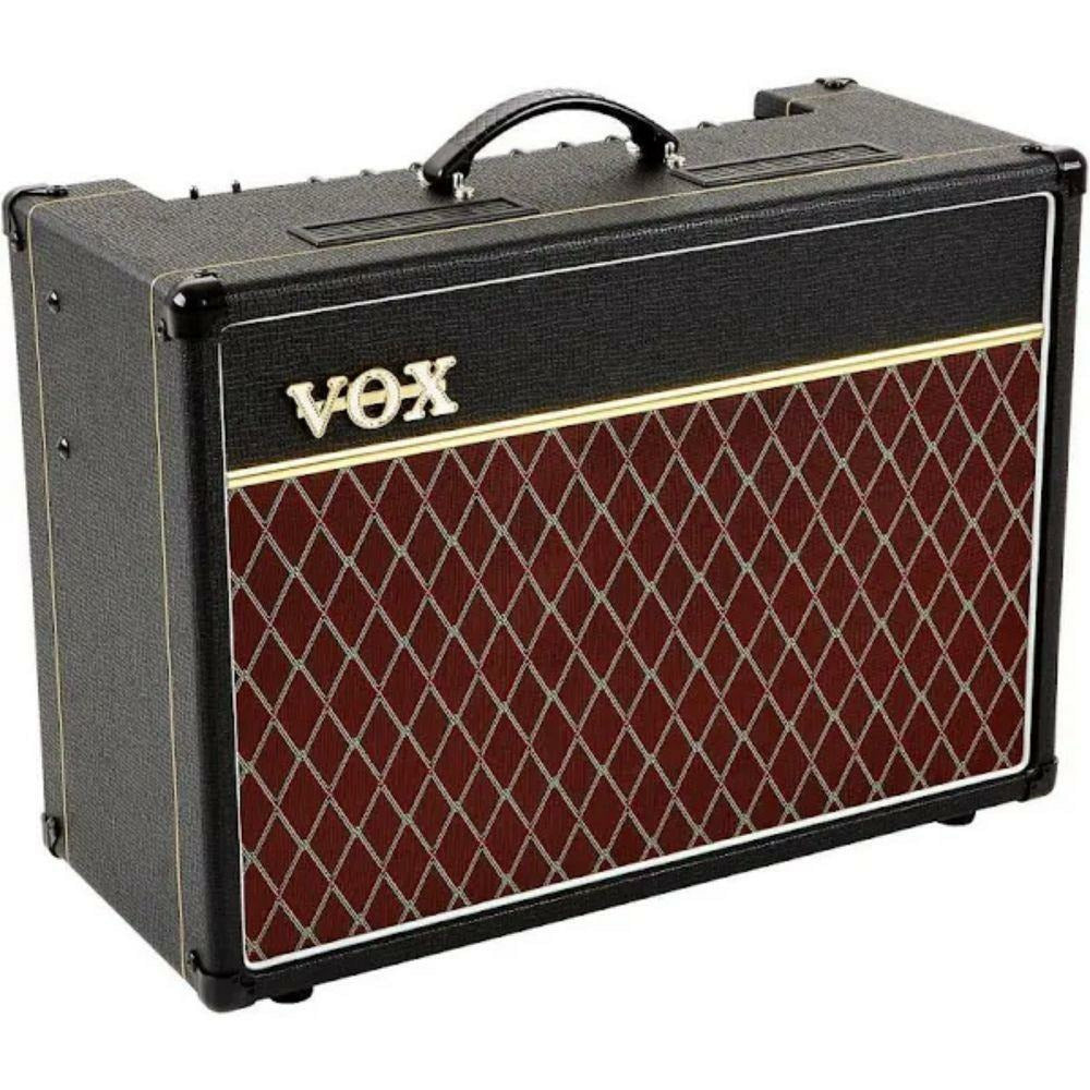 VOX AC15C1 15-Watt Custom Tube Guitar Combo Amplifier