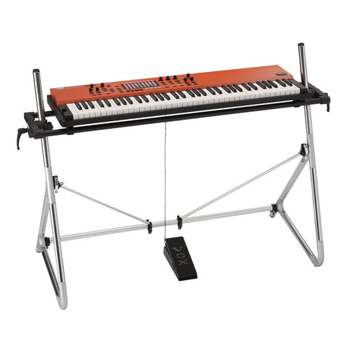 Vox Continental 73-Key Stage Piano and Organ with A-Frame Stand and Pedal