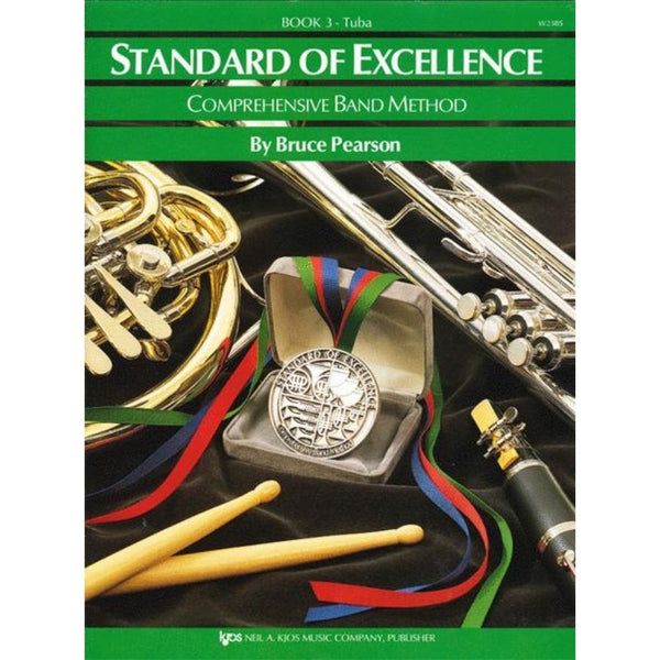 KJOS Standard of Excellence Book 3 - Tuba, W23BS