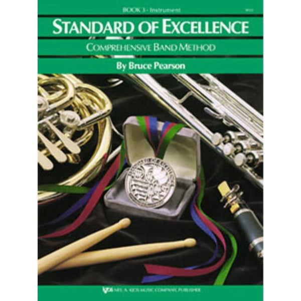 KJOS Standard of Excellence Book 3 - French Horn, W23HF