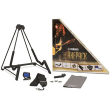 Yamaha AXEPACK Accessory Kit for Electric and Acoustic Guitar