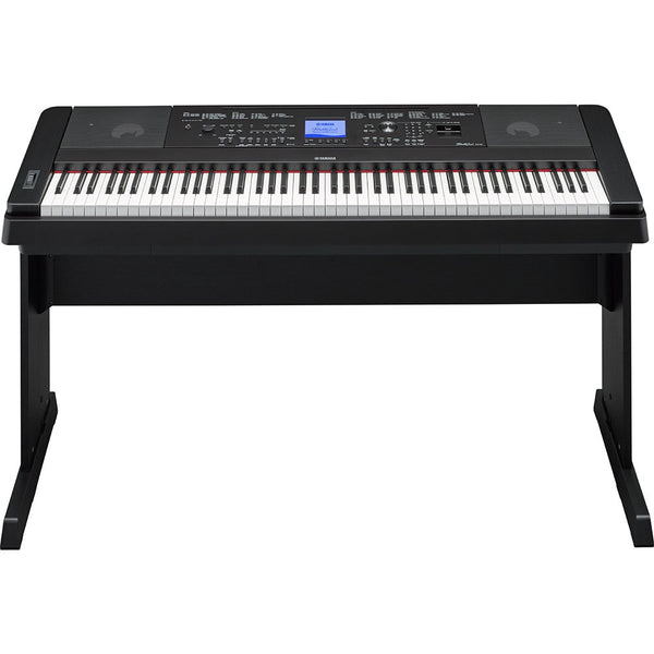 Yamaha DGX-660B 88-Key Digital Piano Black